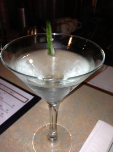 the not so tini martini