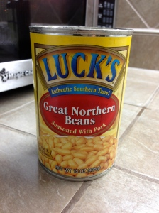 southern tradition, northern beans