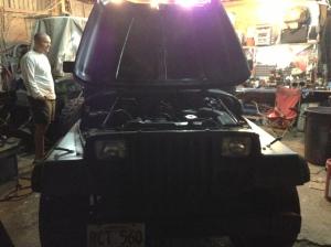 89 Jeep Wrangler - pretty baller