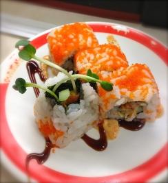 spicy unagi (eel)