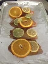 balsamic glaze with citrus