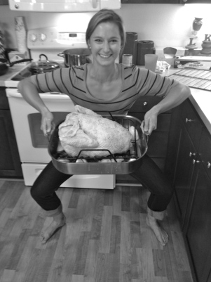 gobble stance