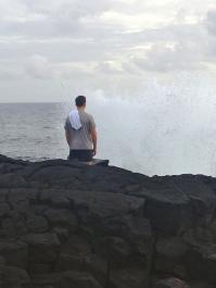 Splash, Hilo, Big Isand