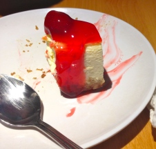 to 'thai' for cheese cake