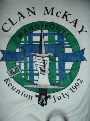 McKay swag shirts