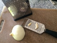 onion & garlic